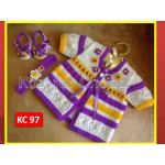 ALL IN ONE DEAL of sweater set by Kozi for Choozi